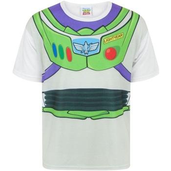 Vêtements Garçon T-shirts manches courtes Toy Story  Blanc