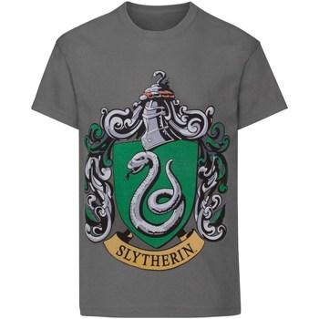 Vêtements Garçon T-shirts manches courtes Harry Potter  Charbon