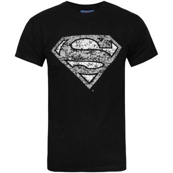 Vêtements Homme T-shirts manches courtes Dessins Animés  Noir