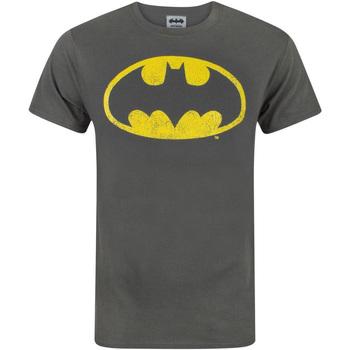 Vêtements Homme T-shirts manches courtes Dessins Animés  Charbon