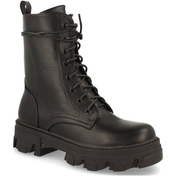 Chaussures Femme Bottines Buonarotti 2E-1417 Negro