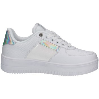 Chaussures Femme Baskets basses Enrico Coveri CSW118755/01 BLANCHE