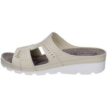 Chaussures Femme Mules Tiglio 4334 BEIGE