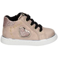 Chaussures Fille Baskets basses Asso AG-12682 ROSE