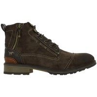 Chaussures Homme Bottes Mustang 4140504 Marron