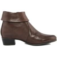 Chaussures Femme Boots Fashion Attitude  Marrone