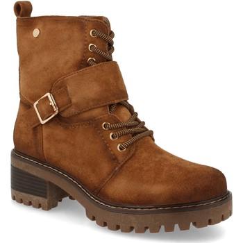 Chaussures Femme Bottines Clowse VR1-315 Cuero