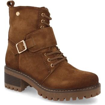 Chaussures Femme Bottines Clowse VR1-315 Kaki