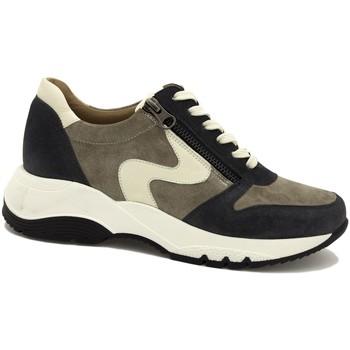 Chaussures Femme Baskets basses Piesanto 215726 Gris