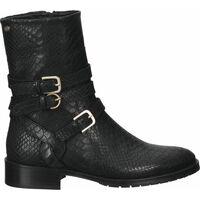 Chaussures Femme Boots Fred de la Bretoniere Bottines Schwarz