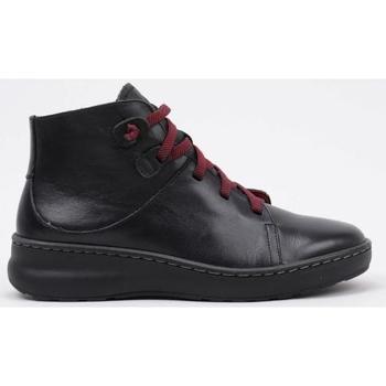 Chaussures Femme Bottines Erase  Noir
