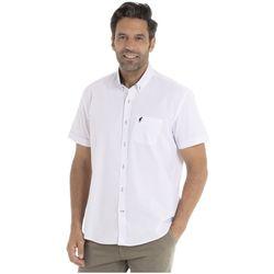 Vêtements Homme Chemises manches courtes Gentleman Farmer CHOISY Blanc