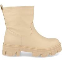 Chaussures Femme Bottines Buonarotti 2E-1419 Beige