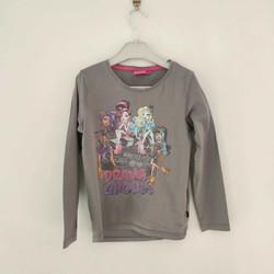 Vêtements Fille T-shirts manches longues Monster High T-shirt Monster hight Autres