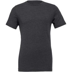 Vêtements T-shirts manches courtes Bella + Canvas CVC3001 Gris