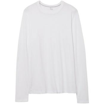Vêtements T-shirts manches longues Alternative Apparel AT014 Blanc