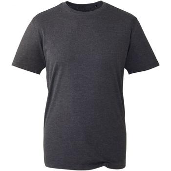 Vêtements Homme T-shirts manches courtes Anthem AM010 Gris