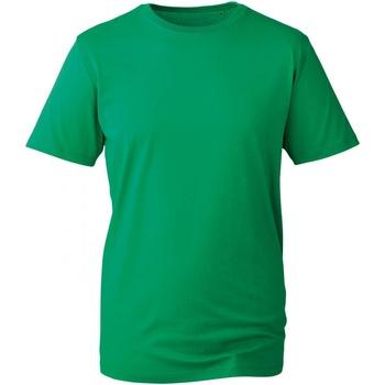 Vêtements Homme T-shirts manches courtes Anthem AM010 Vert
