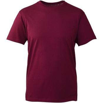 Vêtements Homme T-shirts manches courtes Anthem AM010 Bordeaux