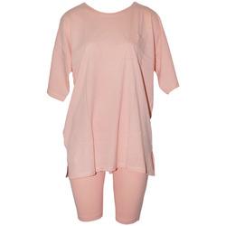 Vêtements Femme Pyjamas / Chemises de nuit Forever Dreaming  Pêche