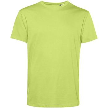 Vêtements Homme T-shirts manches courtes B&c TU01B Vert citron