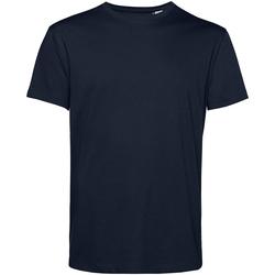 Vêtements Homme T-shirts manches courtes B&c TU01B Bleu marine