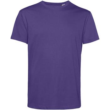 Vêtements Homme T-shirts manches courtes B&c TU01B Violet