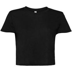 Vêtements Femme T-shirts manches courtes Bella + Canvas BE8882 Noir