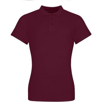 Vêtements Femme Polos manches courtes Awdis JP10F Bordeaux