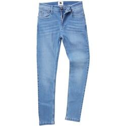 Vêtements Homme Jeans droit Awdis SD004 Bleu clair