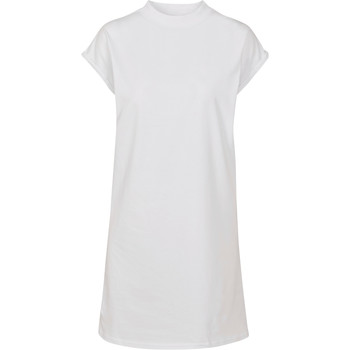 Vêtements Femme Robes courtes Build Your Brand BY101 Blanc