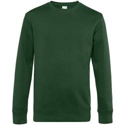 Vêtements Homme Sweats B&c WU01K Vert bouteille