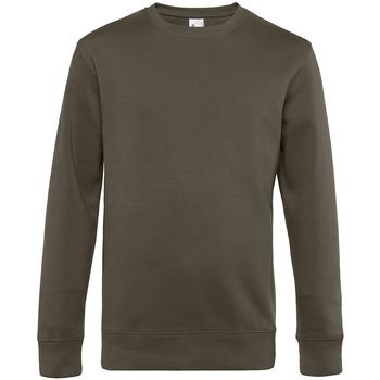 Vêtements Homme Sweats B&c WU01K Kaki
