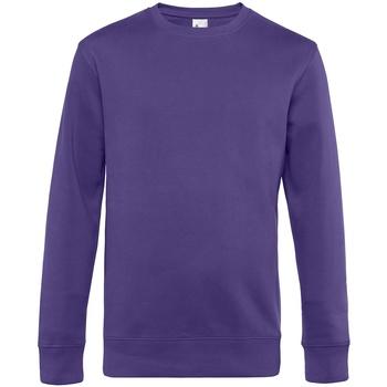 Vêtements Homme Sweats B&c WU01K Violet