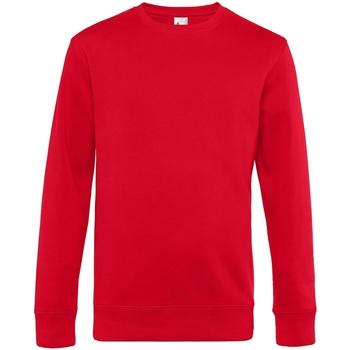 Vêtements Homme Sweats B&c WU01K Rouge