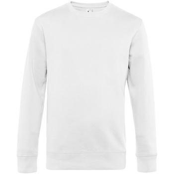 Vêtements Homme Sweats B&c WU01K Blanc