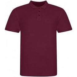 Vêtements Homme Polos manches courtes Awdis JP100 Bordeaux