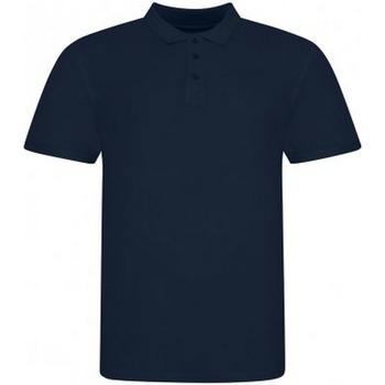 Vêtements Homme Polos manches courtes Awdis JP100 Bleu marine