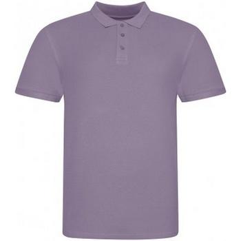 Vêtements Homme Polos manches courtes Awdis JP100 Violet