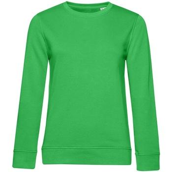 Vêtements Femme Sweats B&c WW32B Vert pomme