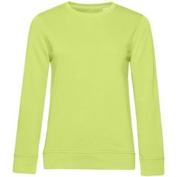 Vêtements Femme Sweats B&c WW32B Vert citron