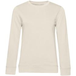 Vêtements Femme Sweats B&c WW32B Blanc cassé