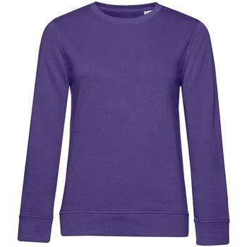 Vêtements Femme Sweats B&c WW32B Violet