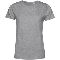 Vêtements Femme T-shirts manches courtes B&c TW02B Gris