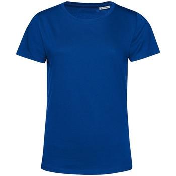 Vêtements Femme T-shirts manches courtes B&c TW02B Bleu roi