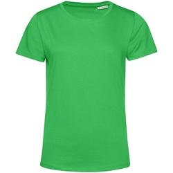 Vêtements Femme T-shirts manches courtes B&c TW02B Vert pomme