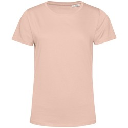Vêtements Femme T-shirts manches courtes B&c TW02B Rose