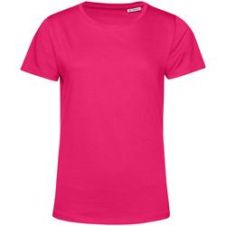 Vêtements Femme T-shirts manches courtes B&c TW02B Magenta