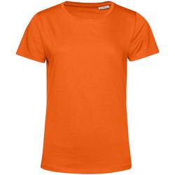 Vêtements Femme T-shirts manches courtes B&c TW02B Orange