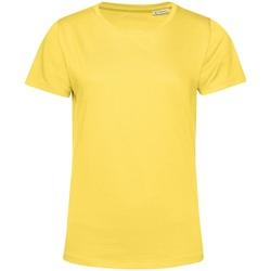 Vêtements Femme T-shirts manches courtes B&c TW02B Jaune